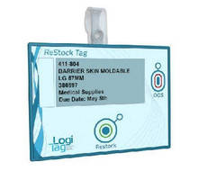 RFID Tag helps manage medical supplies.
