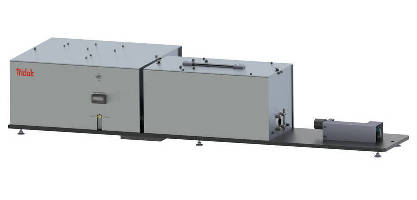 Filling System handles high viscosity materials.
