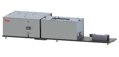 Filling System handles high viscosity materials.