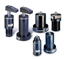 Enerpac Enhances Collet-Lok® Family of Hydraulic Workholding with New Performance Features and Fast Availability