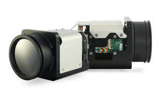 Thermal Chassis Camera offers continuous zoom.