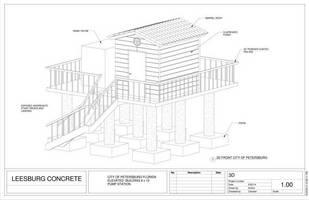 Leesburg Concrete Provides Unique Solution with Easi-Set Precast Concrete Building