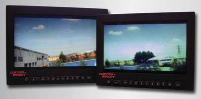 Rugged Touchscreen LCDs suit aerial sureillance applications.