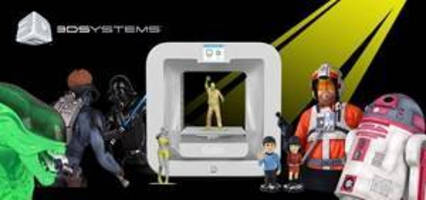 3D Systems Brings 3D Printed Lifestyle to Comic-Con International in San Diego