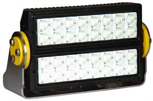 High Intensity LED Light withstands demanding environments.
