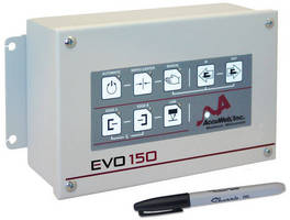 Web Guide Controller (24 Vdc) comes in compact package.