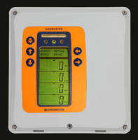 Crowcon's Modular Gasmaster Control Panel Monitors up to Four Gas Detectors