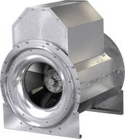 Octagonal Mixed Flow Fan suits indoor clean air applications.