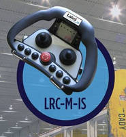 Operator Control Units can be used in explosive environments.