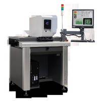 Conformal Coating Inspection System  operates at 100 cm2/sec.