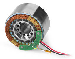 Brushless DC Motors boost battery life.