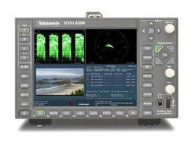Waveform Monitors, Rasterizers support 4K requirements.