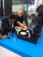 James Heal Reveal New Martindale at ITMA Asia