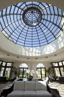 Skylight Finished by Linetec Crowns the Alfond Inn at Rollins, Florida