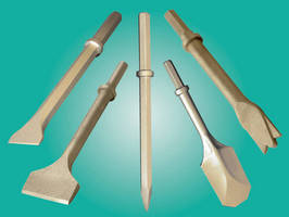 CS Unitec's Non-Sparking Machine Chisels