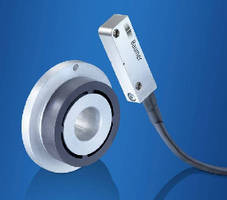 Bearingless Encoders suit limited space applications.
