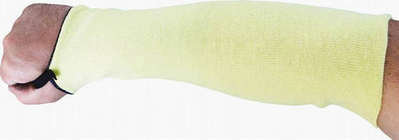 Kevlar Sleeves protect against cuts, abrasions, and burns.