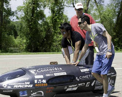 Freudenberg-NOK to Showcase Supermileage Car and Host Concordia Engineering Students at CAR MBS