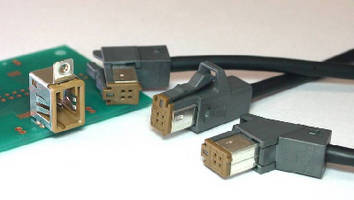 Multimedia Connectors meet automotive specifications.
