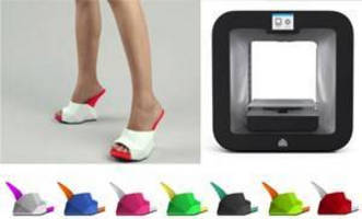 3D Systems and United Nude Launch Line of 3D-Printed Shoes & 3D Printing Retail Experience in NYC