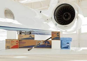 Kimberly-Clark Professional Wiping and Application Solutions Solve Aviation Surface Preparation, Cleaning and Paint Challenges