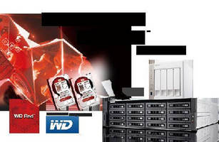 QNAP Announces Support for the New WD Red® 3.5-inch 5/6TB and WD Red Pro NAS Hard Drives