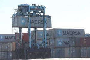 New MICHELIN® Straddle Carrier Tire Increases Marine Port Productivity