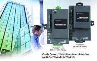 Electro Industries Releases BACnet and LonWorks Protocol Solutions for EIG's Power Meters