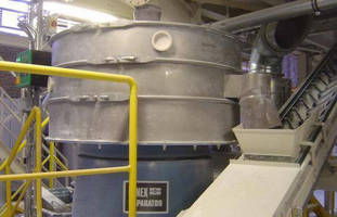 Circular Vibratory Separators Increase Production Rates of Zinc Oxide Granules at Umicore