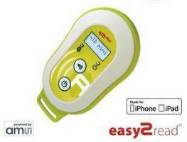 Portable UHF RFID Readers track product temperature.