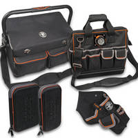 Klein® Tools Expands Tradesman Pro(TM) Bags Product Line