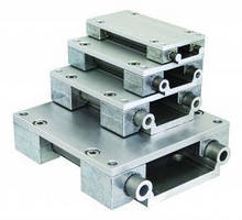 Linear Guides offer optimized weight carrying capacity.