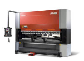 Moreng Metal has a New 2014 AMADA HG1303 Press Brake Machine