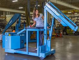 Ruger® Cranes...Built Like A Tank!