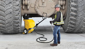 Self-Locking Portable Lift System is designed to ensure safety.