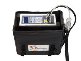 Portable Emissions Analyzer supports up to 5 gas sensors.