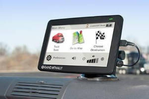 Rand McNally Releases Fourth Generation of Top-Selling IntelliRoute® TND(TM) GPS Devices for Commercial Drivers