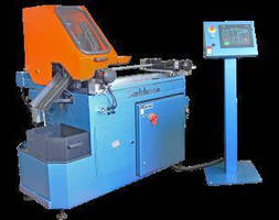 Automatic Hitch Feed Saw offers fully programmable operation.