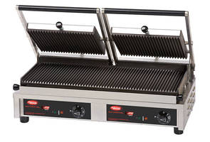 New from Hatco Multi Contact Grill