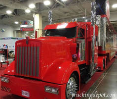 Detroit Radiator Corporation Thanks Its Exhibit Visitors at the Great American Trucking Show