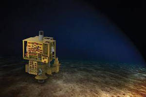 Oil and Gas Subsea Tree addresses deepwater challenges.