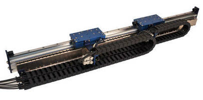 Linear Motor Positioning Stage allows multi-axis motion control.