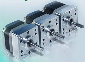 Compact Gearbox reduces size requirements while maintaining power.