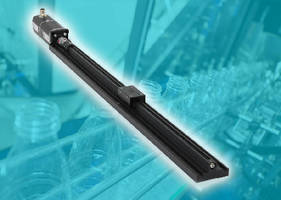 Linear Positioning Actuator offers backlash-free movement.