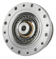 Zero-Backlash Gearheads decrease weight while maintaining torque.