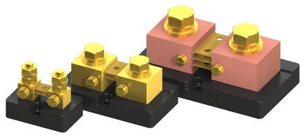 Precision DC Current Shunts target renewable energy applications.