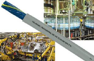 Control Cable features flexible, oil-resistant design.