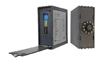 Vehicle Detector features 9 Vdc to 240 Vac input range.