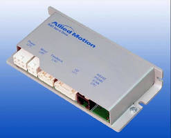 Digital Servo Drives deliver up to 1,000 W of motor power.