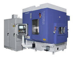 Dry-Cut Hobbing Machine can mass produce small-diameter gears.